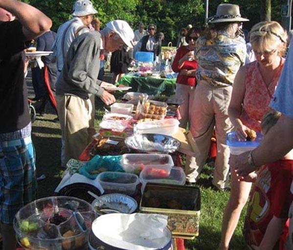 Community BBQs at MVCC