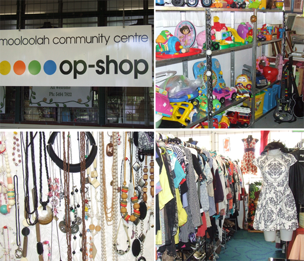 Mooloolah Valley Op Shop